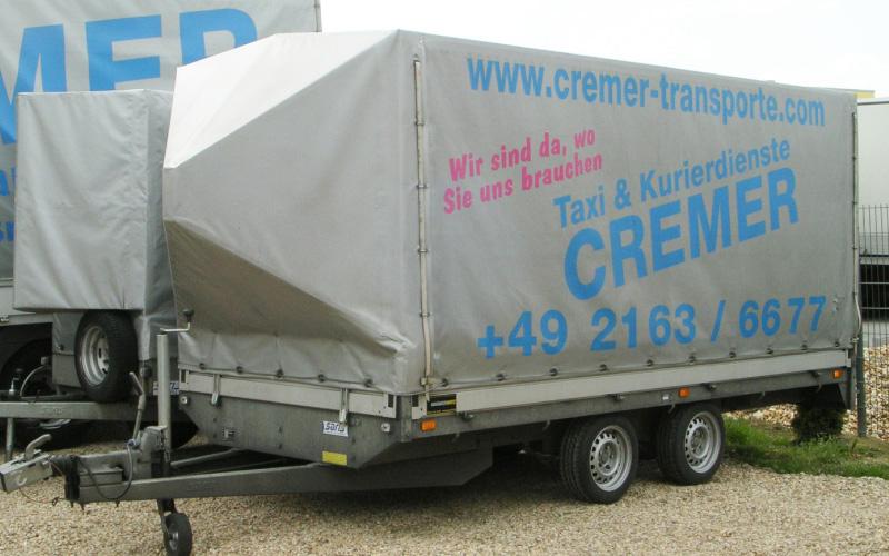 cremer internationale transporte transporte logistik. Black Bedroom Furniture Sets. Home Design Ideas