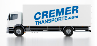 Cremer Transporte - Our services